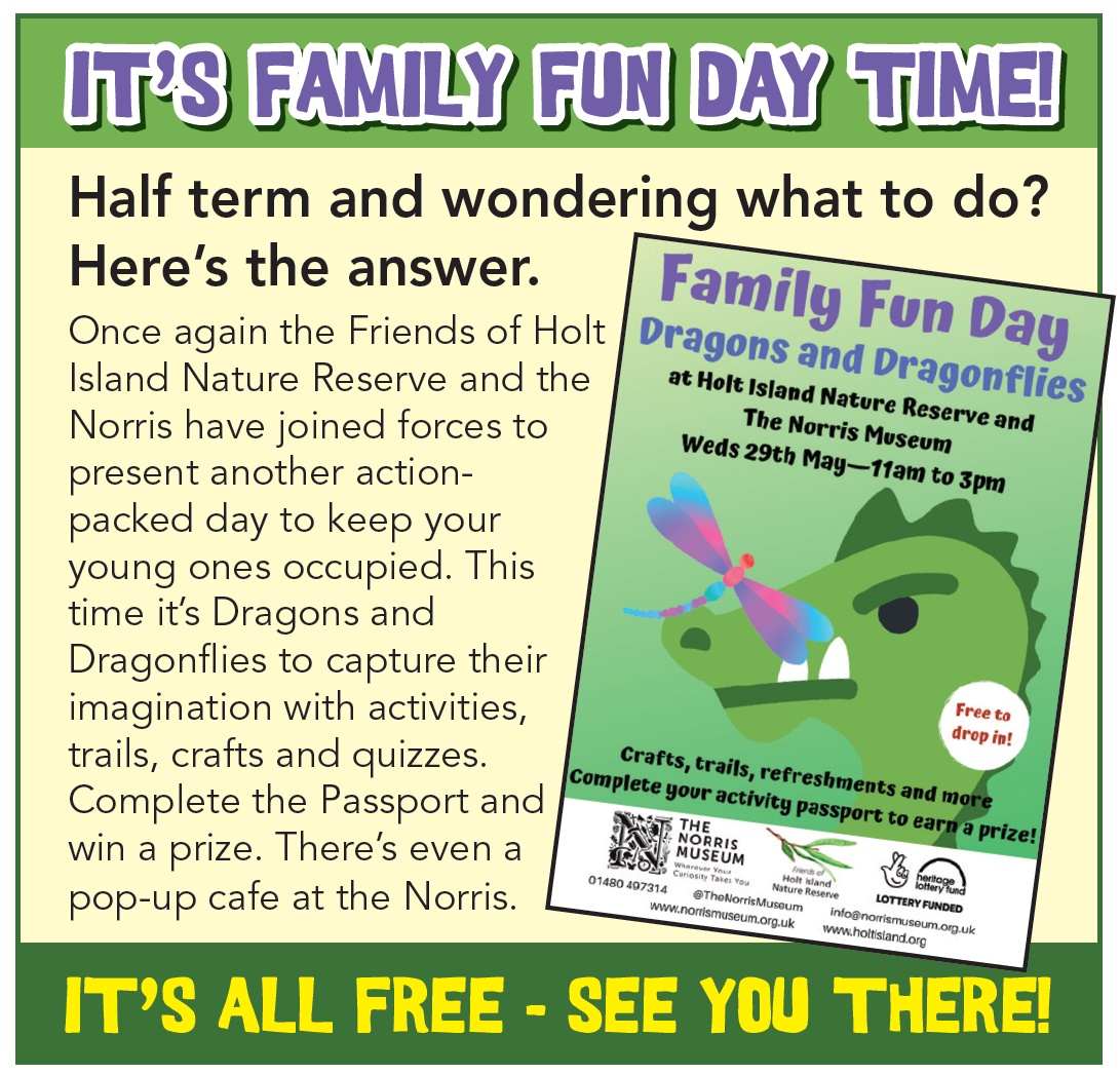 Family Fun Day 29th May 2019